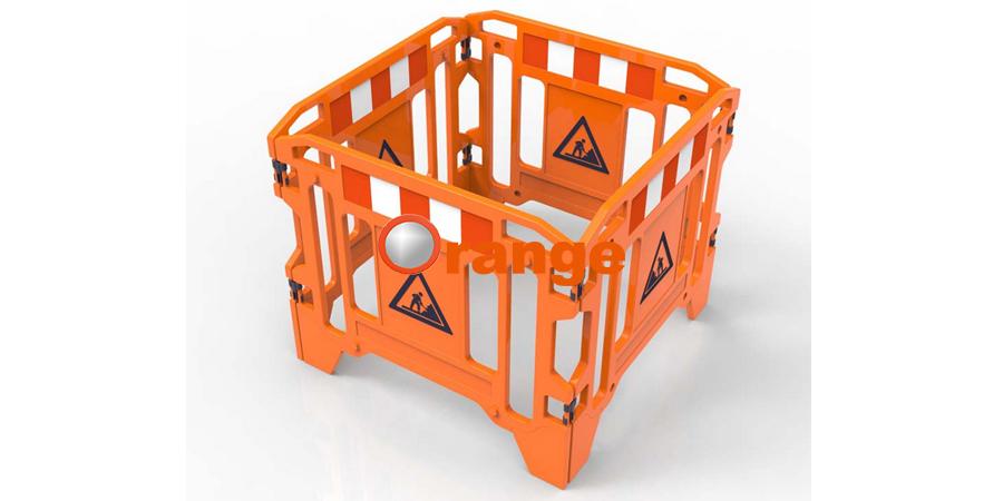 Gate Work Barrier1