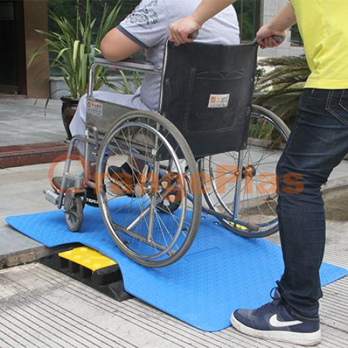 Cable Protector Wheel Chair Ramp