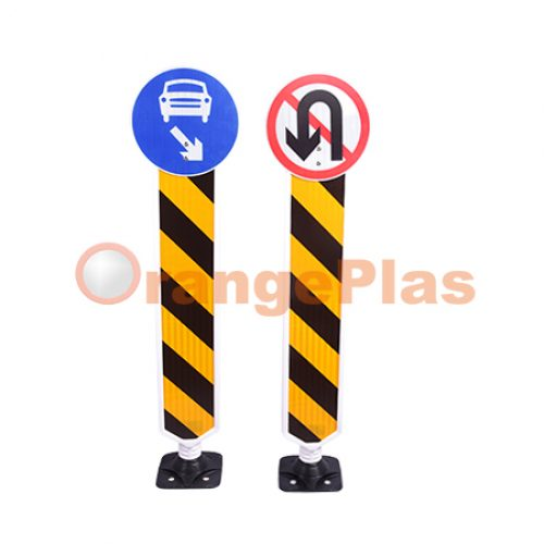 SpringBack Traffic Sign _Changeable Sign