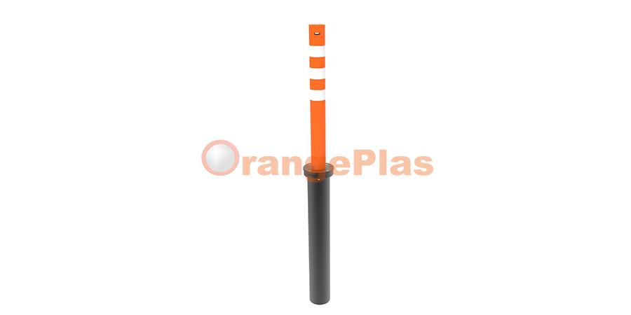 50CM Up-Down Flexible Bollard-1