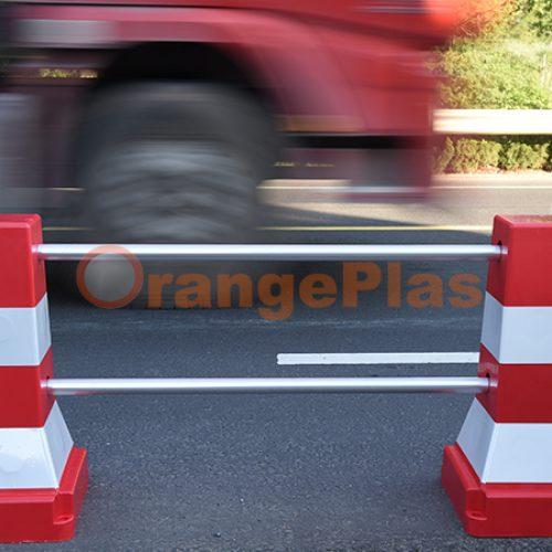 Stackable Traffic Barrier