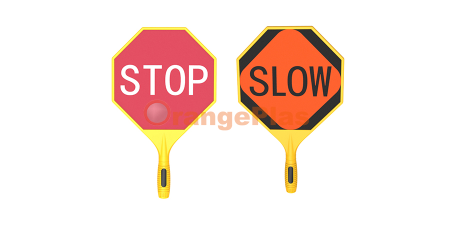 Blow-Molded Slow-Stop Paddle-1