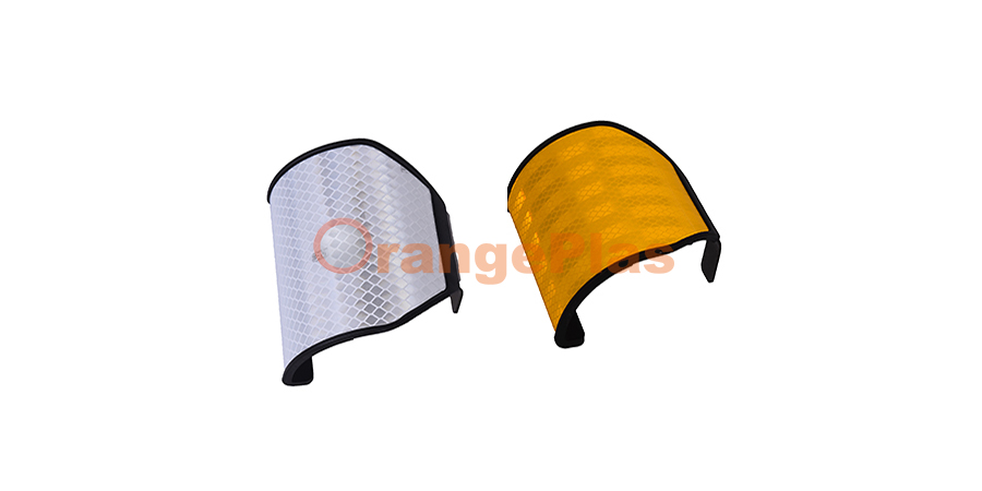 Flexible Wide-Angle GuardRail Reflector-1