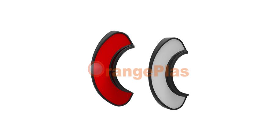 Round Tube Reflector-2