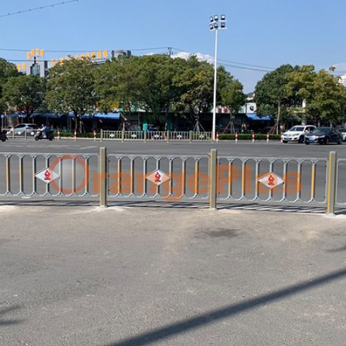 Flexible Urban GuardRail