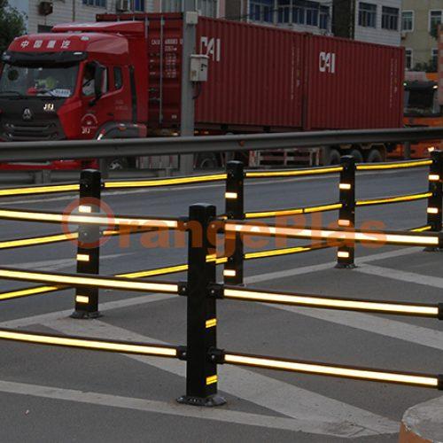 Flexible GuardRail for Cycle Lane