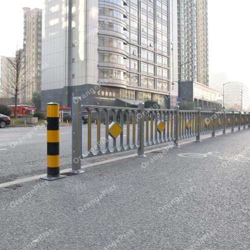 At OrangePlas We Consistently Provide Pedestrian Safety