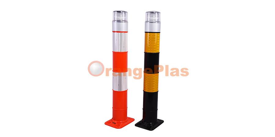 12CM x 80CM TPU Flexbile Post with LED Light-2