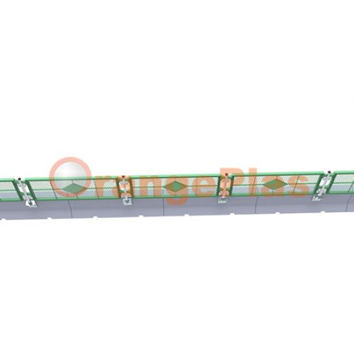 Highway Anti-Glare Fence